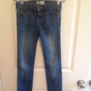 🌷🎀Abercrombie Kids Jeans 14 slim # 324